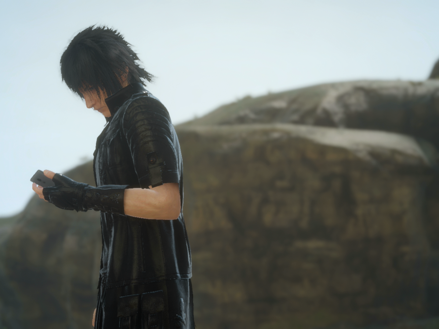 The 'Final Fantasy XV' Plot Patch Is Unprecedented