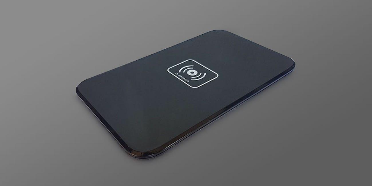 Qi Wireless Fast Charging Pad