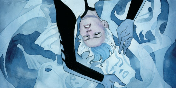 Cover for Valiant's Doctor Mirage