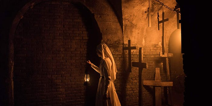 'The Nun' gets really creepy in new images from the film.