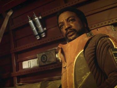 'Star Trek' Comic Reboots Captain Terrell From 'Wrath of Khan'
