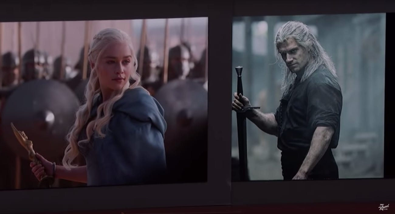 Witcher A Surprising Game Of Thrones Character Inspired