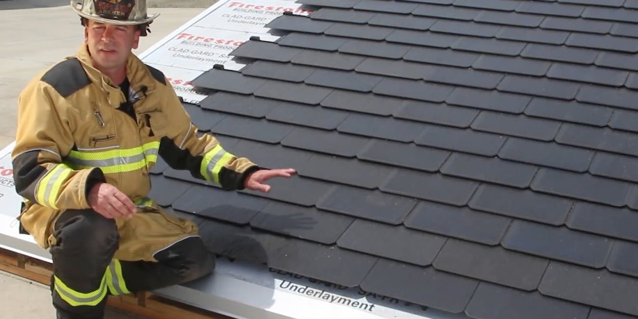 Tesla Solar Roof: Jaw-Dropping Design Showcased in Emergency ...