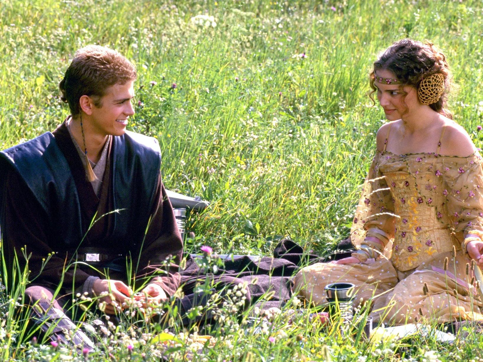 Anakin Skywalker Might Not Have Really Loved Padmé Amidala