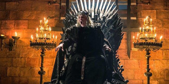 Targaryens are crazy
