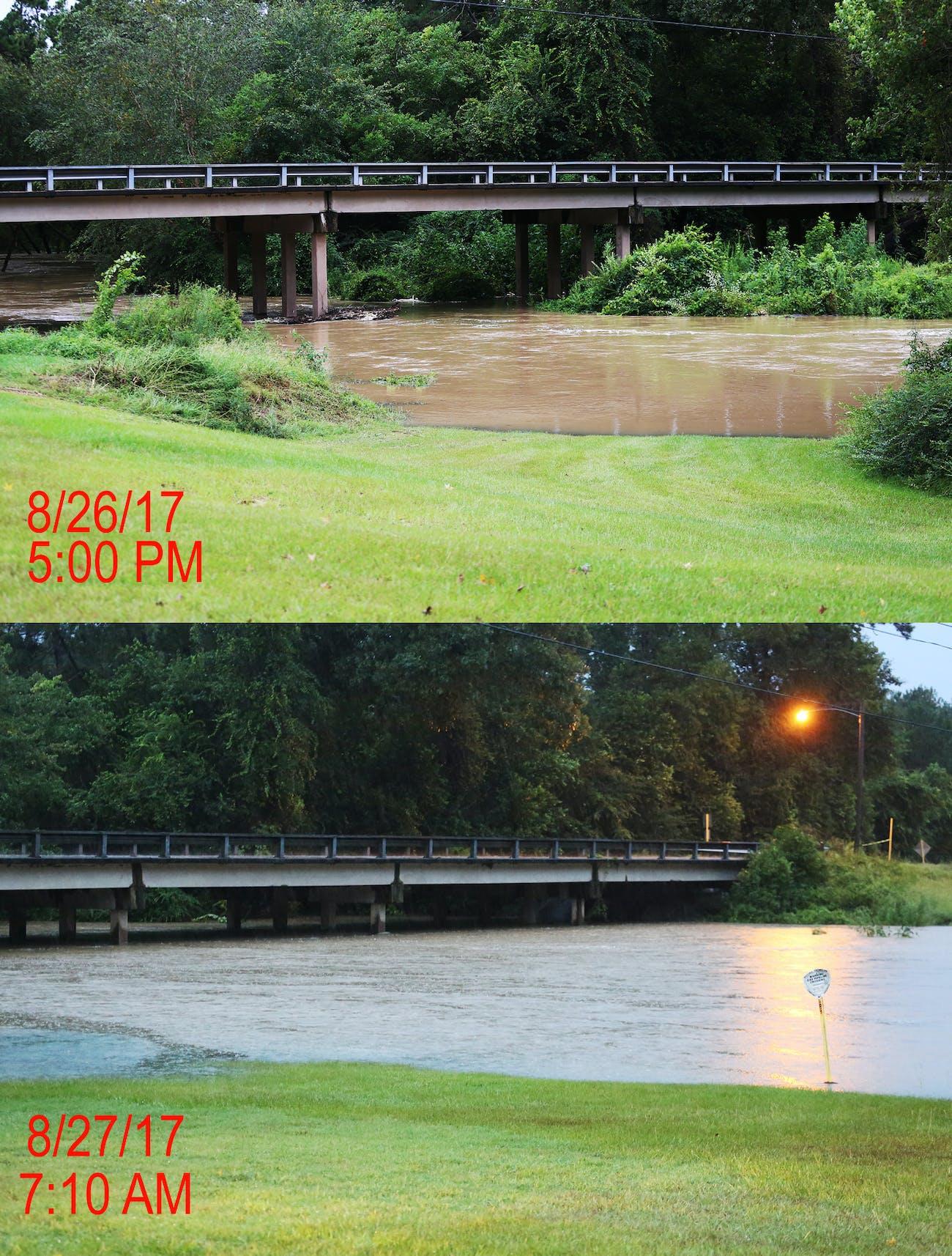 Hurricane Harvey Flood - 8/26/17 through ?