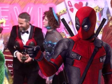Ryan Reynolds Wore a Deadpool Bra to a Harvard Award Ceremony