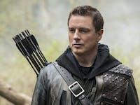 Arrow John Barrowman Season 7