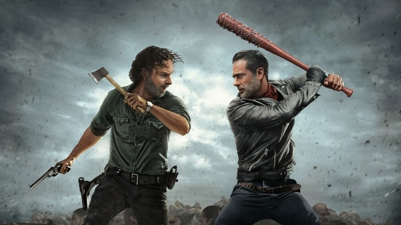 The walking dead how many seasons 54