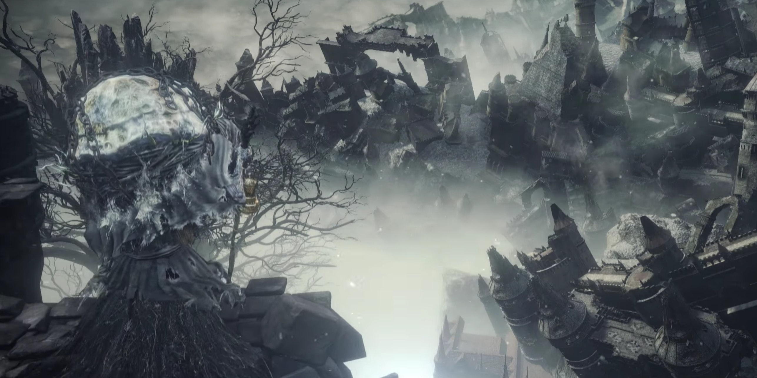 The Ringed City Wallpaper: The Final 'Dark Souls 3' DLC Is 'The Ringed City'
