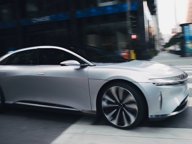 Lucid Motors is Now Taking $2,500 Reservations for Its Air