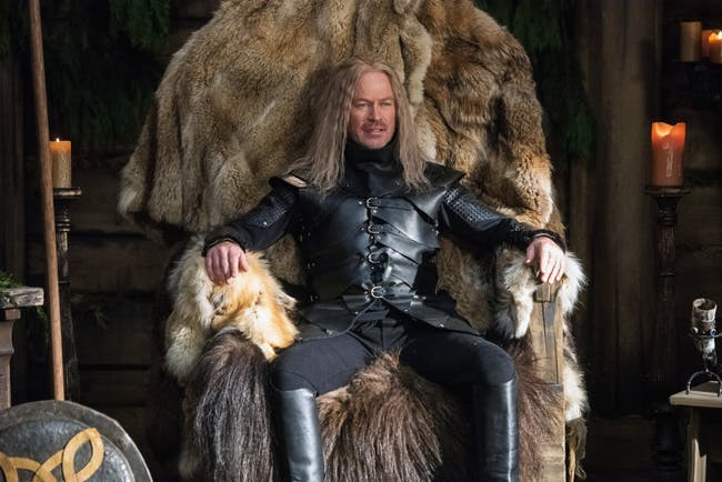 Darhk looks good as a god.