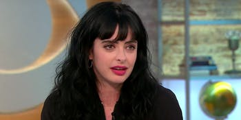 Krysten Ritter on 'CBS This Morning'