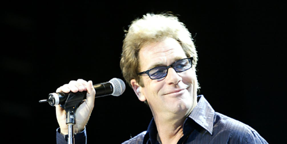 huey lewis hearing loss deaf