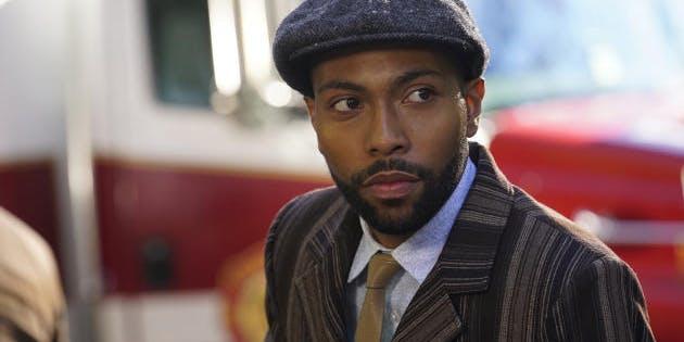 Jeremie Harris as Ptonomy Wallace in FX's 'Legion'