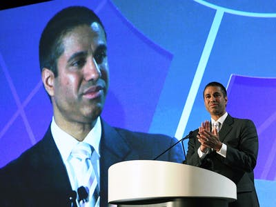 Trump's FCC Chair Has a Very Specific Complaint About Obama
