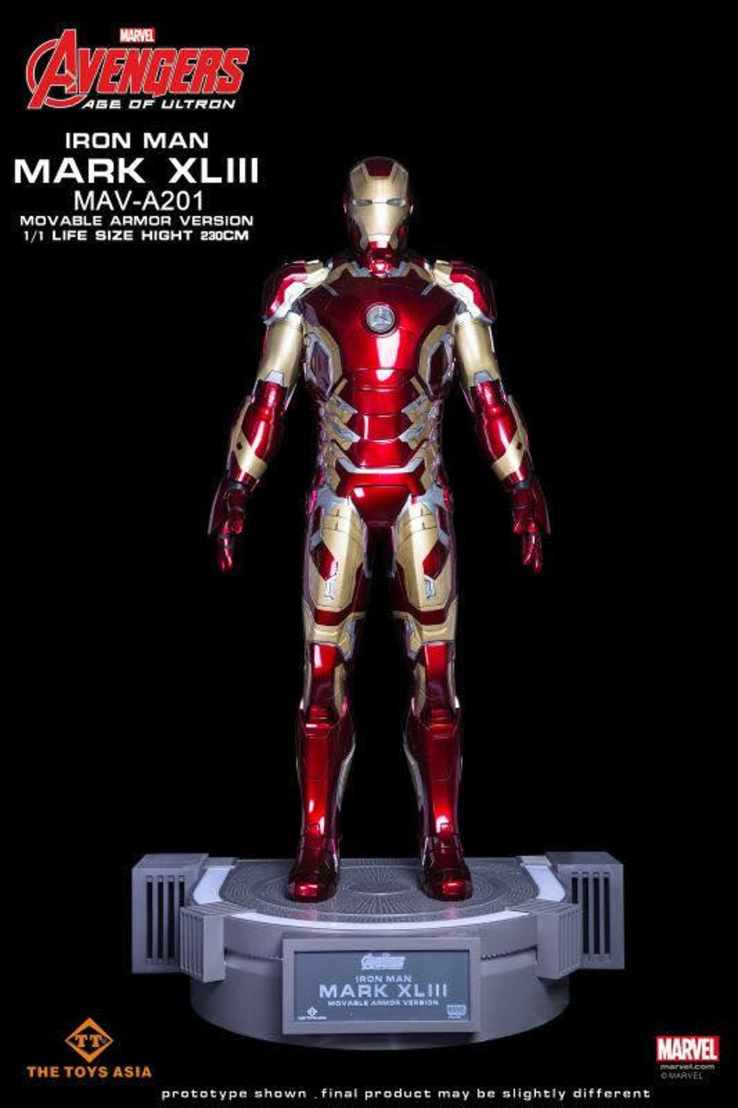 Iron Man Mark 43