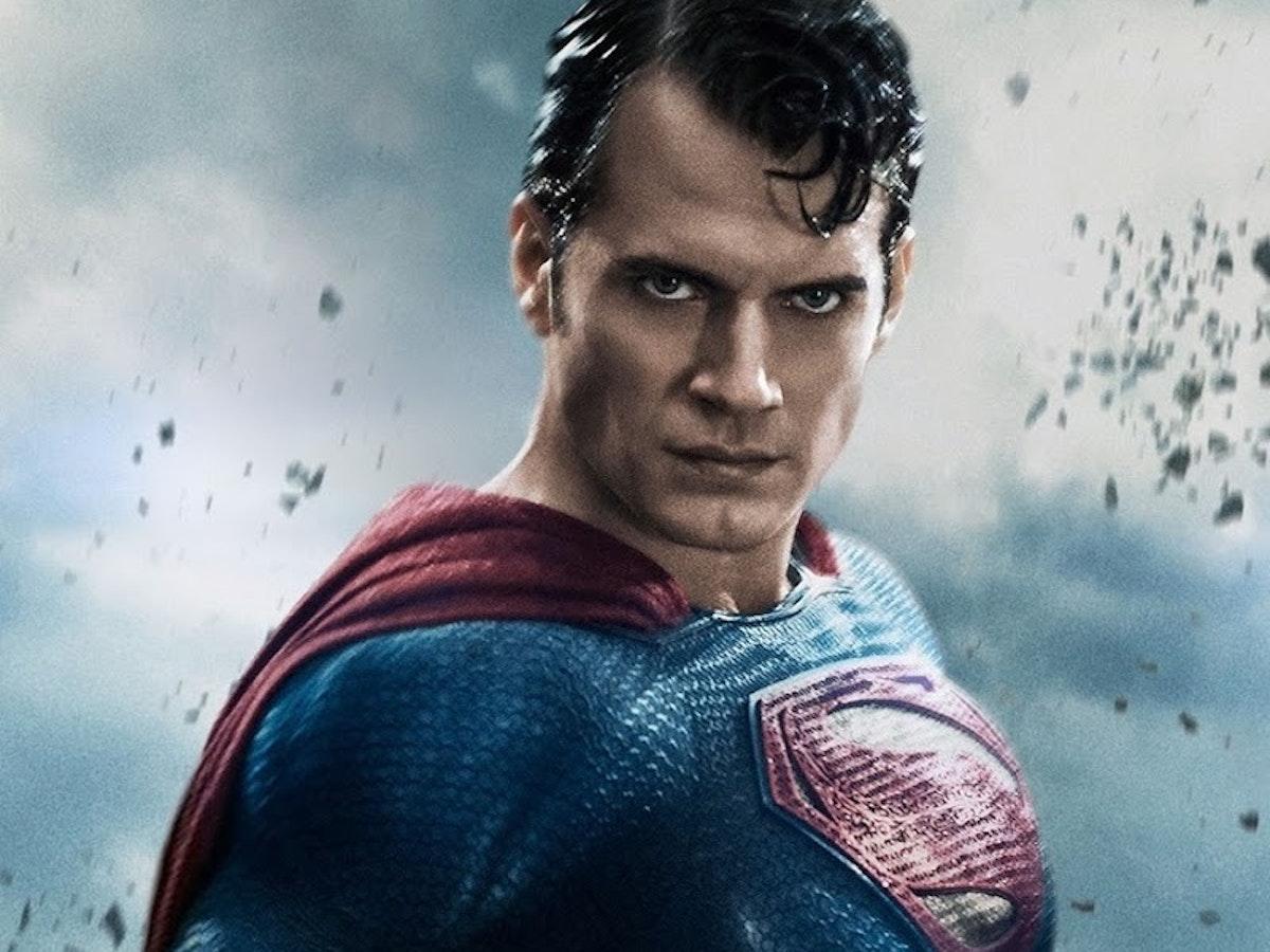 Superman Dawn of Justice League