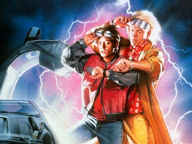 Amazon Prime to Stream the 'Back to the Future' Trilogy for Free in October