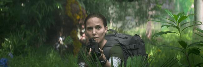 Natalie Portman stars in 'Annihilation'.
