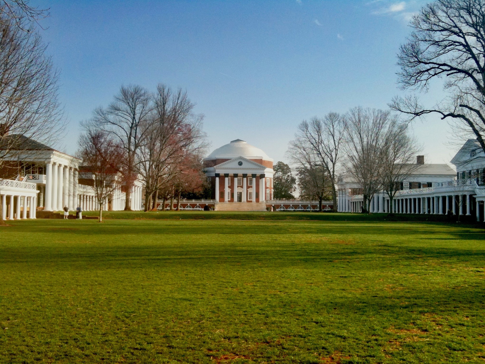 University of Virginia's Rotunda.