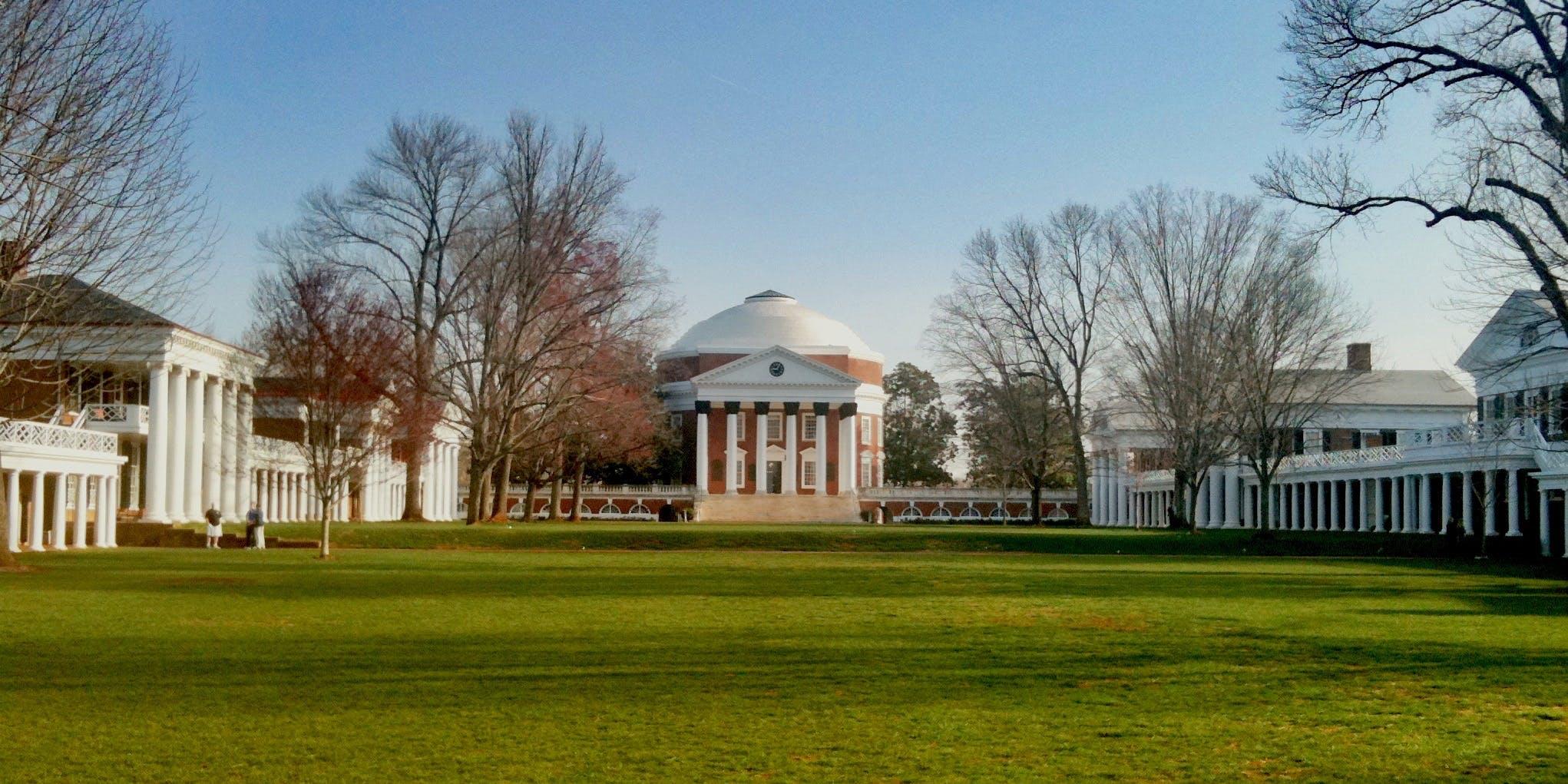 University of Virginia's Rotunda.