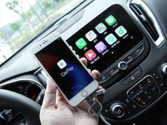 Car INFOTAINMENT Apple CarPlay Android Auto