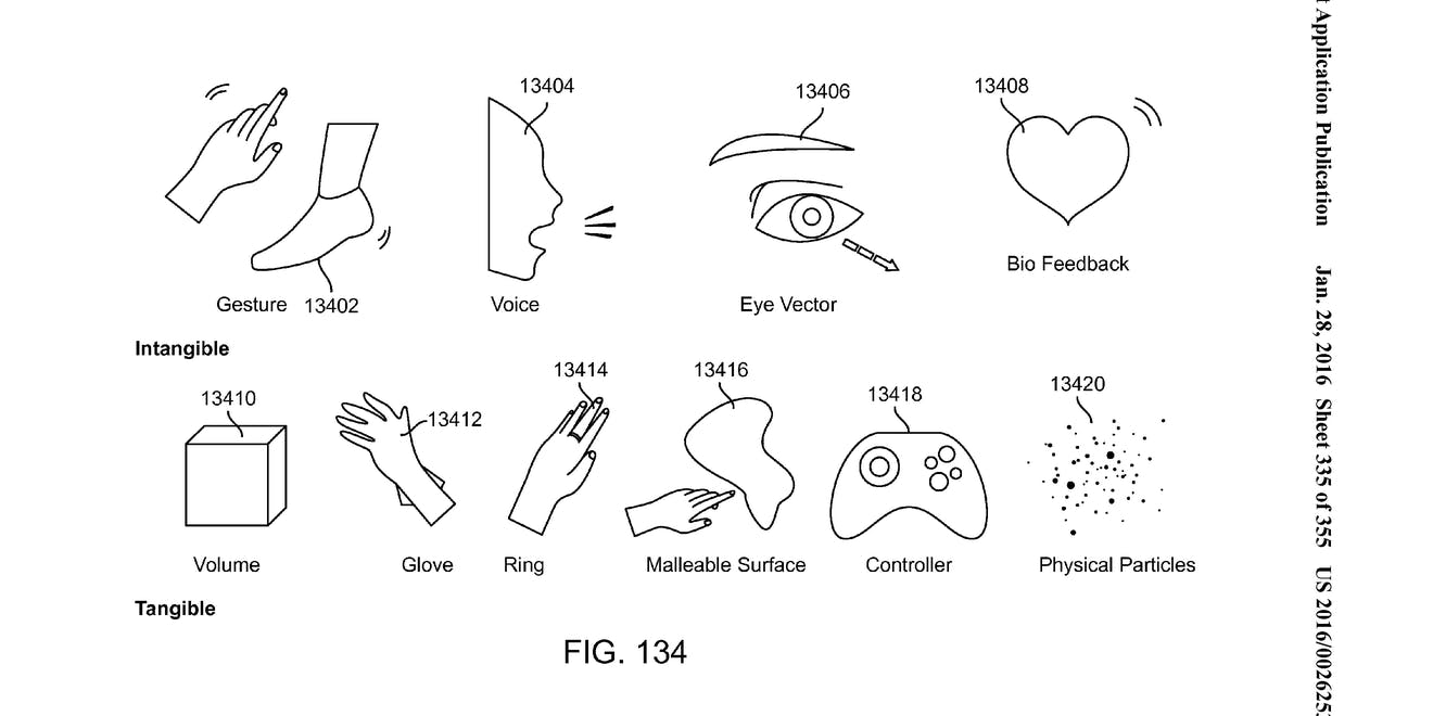 The Rush for Augmented Reality Patents Has Gotten Silly