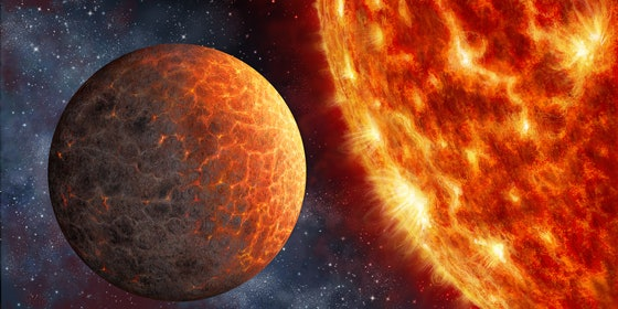 Astronomers Found Venus's Doppelgänger 219 Light-Years Away
