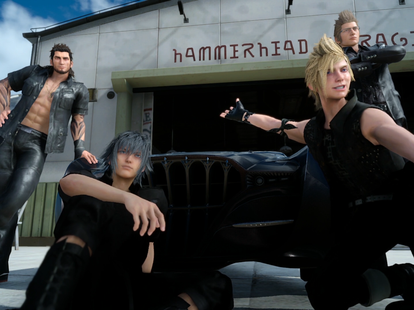 'Final Fantasy XV' Is Pleasantly Mundane