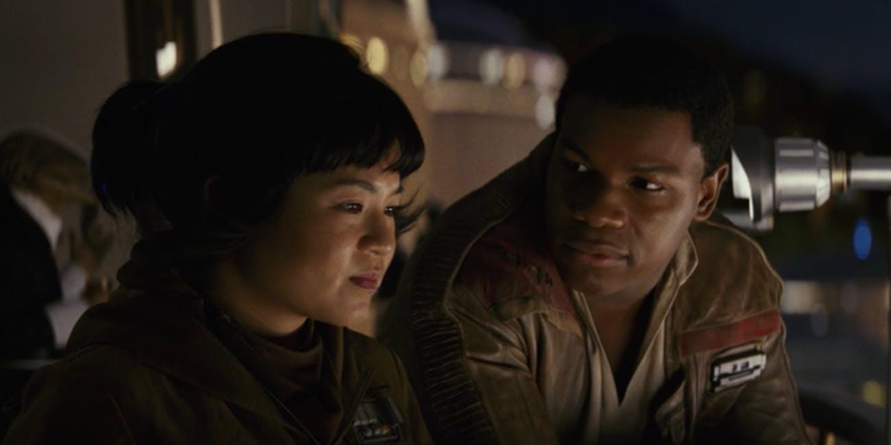 Star Wars The Last Jedi Kelly Marie Tran
