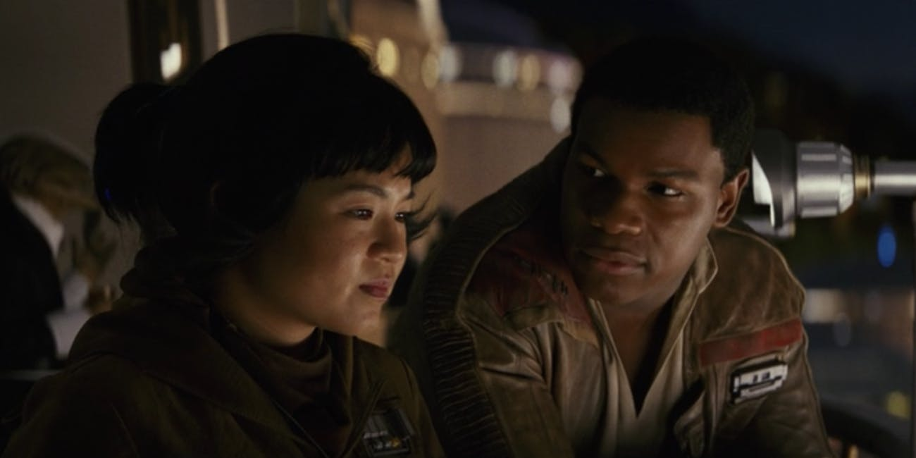 Star Wars The Last Jedi Kelly Marie Tran