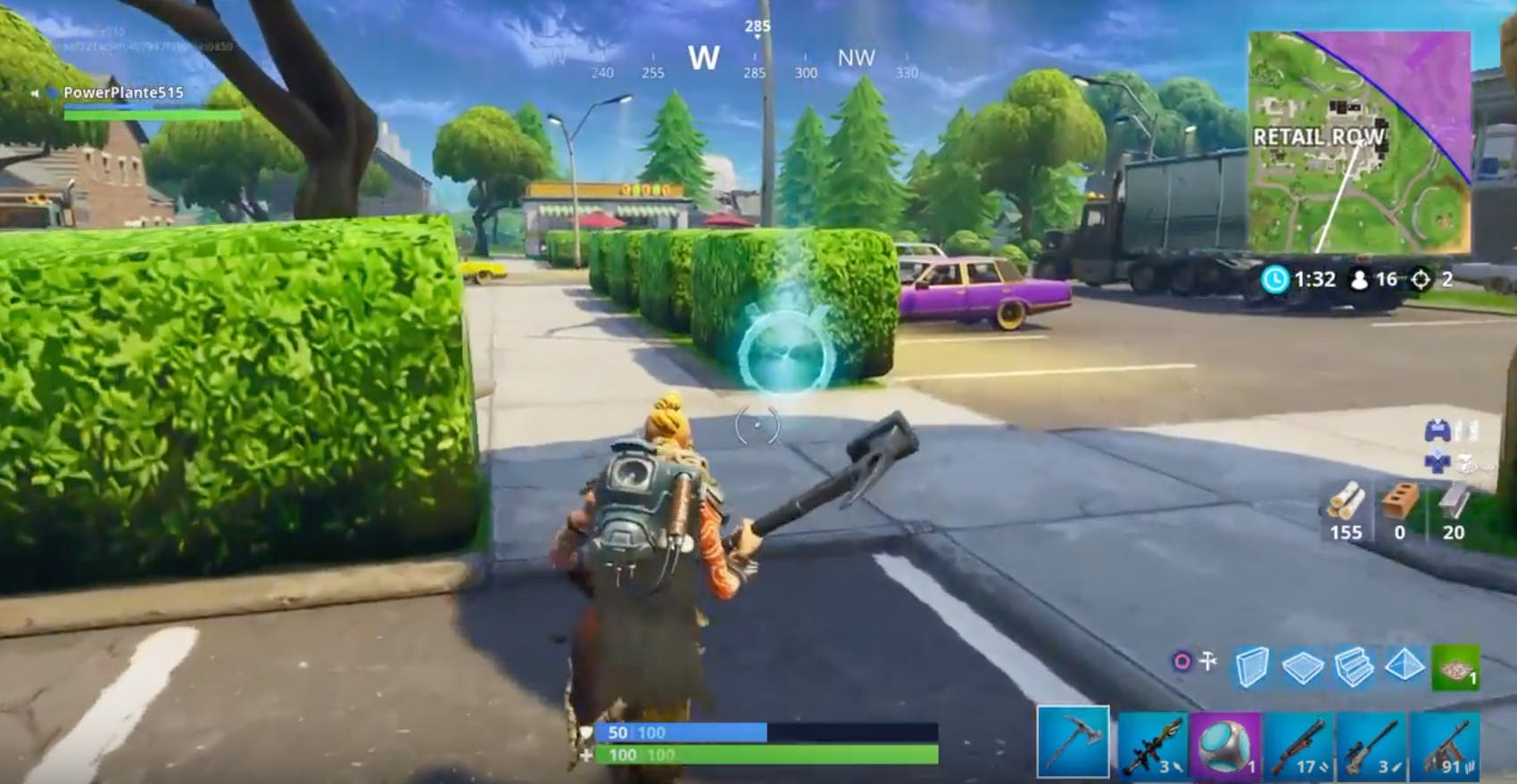 Fortnite Timed Trials Locations How To Complete The New Challenge