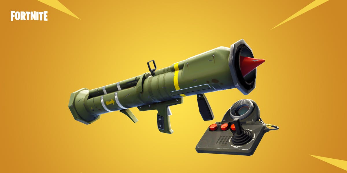 'Fortnite' Guided Missile