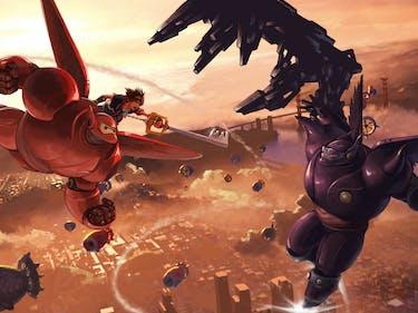 'Big Hero 6' Could Debut Evil Baymax for 'Kingdom Hearts 3'