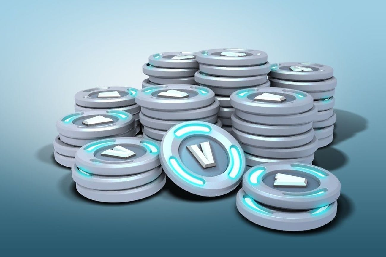 'Fortnite' V-Bucks