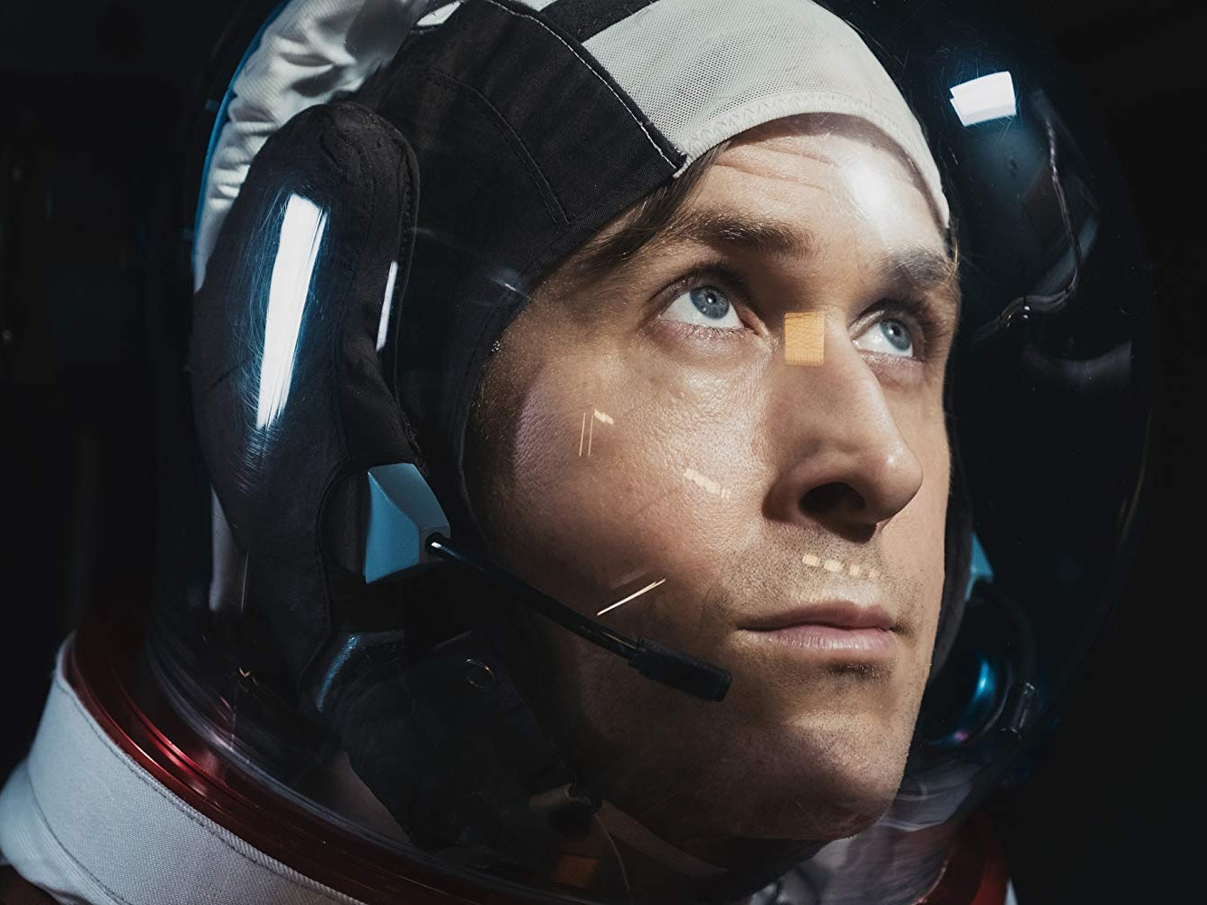 "How the Oscar-Nominated 'First Man' Uses Sound to ""Take Your Breath Away"""