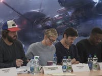 Nightflyers table read