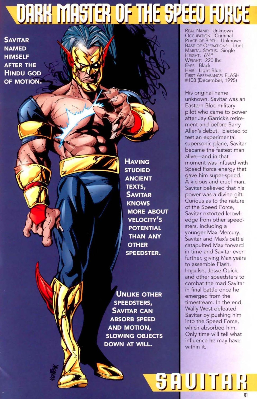 Savitar The Flash