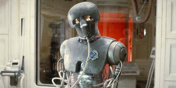 We are not quite to the level of the 2-1B surgical droids of Star Wars, which have 'full autonomy.'