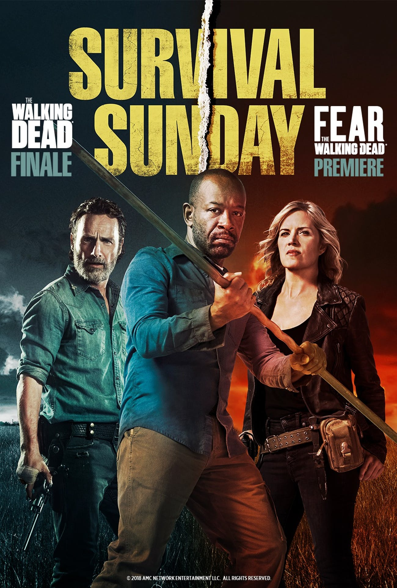 Fear Walking Dead Crossover