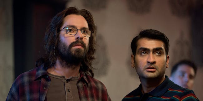 Martin Starr and Kumail Nanjiani, Dinesh and Gilfoyle