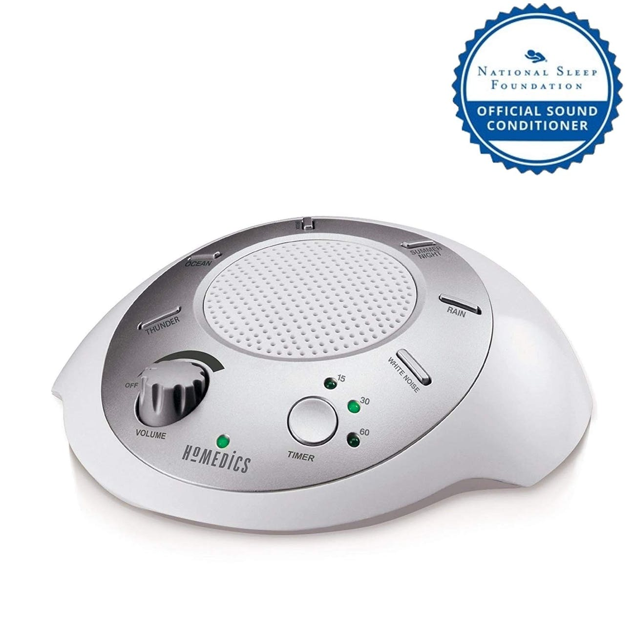 The Best Inexpensive White Noise Sound Machines on Amazon | Inverse