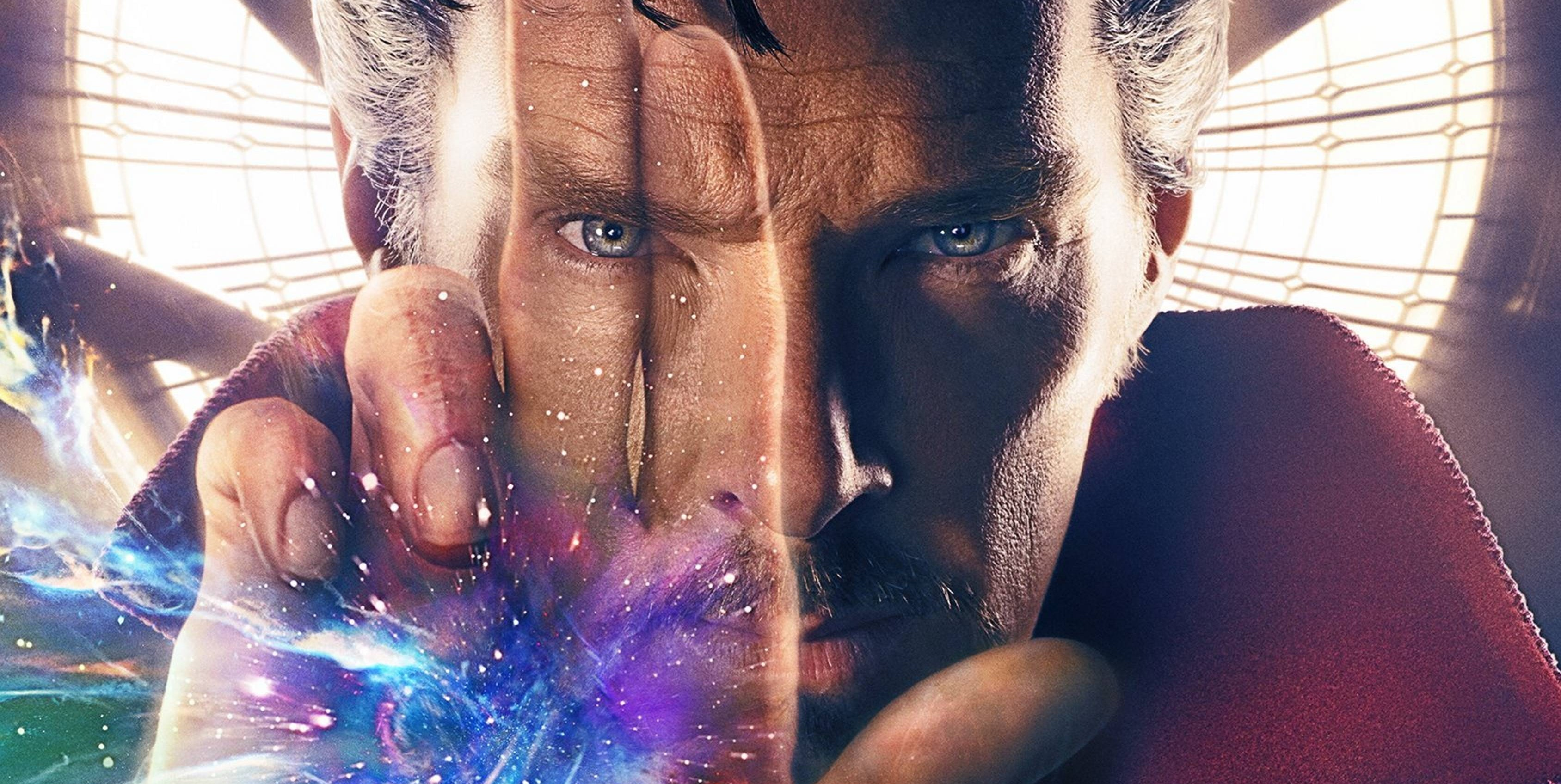 Benedict Cumberbatch Doctor Strange Marvel