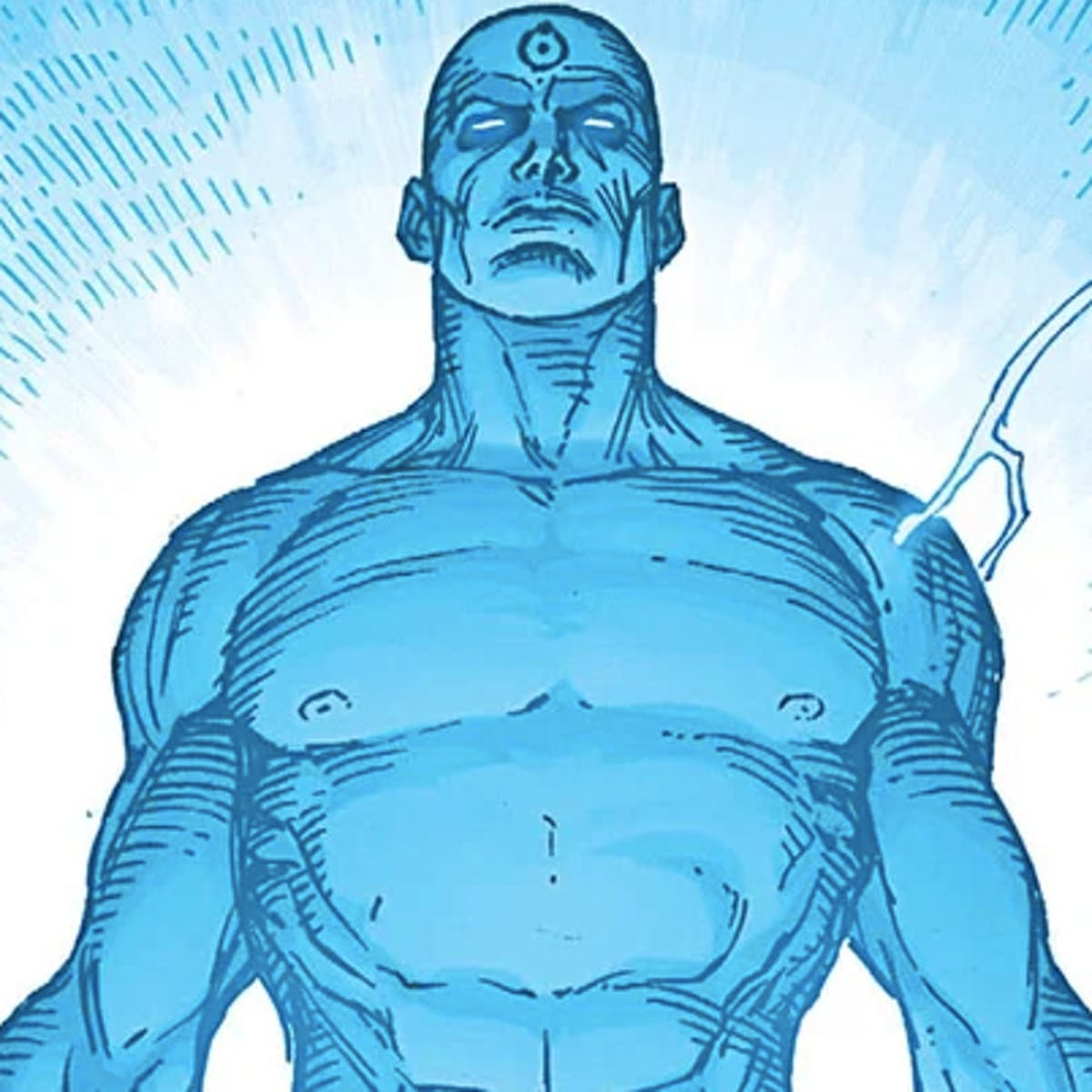 Did Lindelof just confirm when Doctor Manhattan is coming to 'Watchmen'?