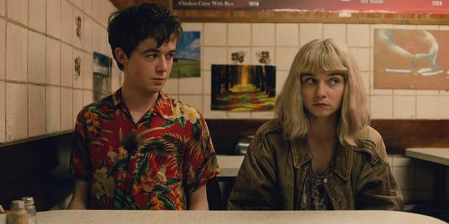 'The End Of The F***ing World'