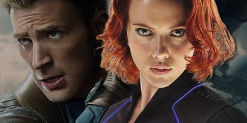 Black Widow Movie Captain America