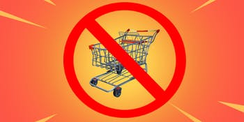 Shopping Carts cause a lot of problems in 'Fortnite: Battle Royale'.