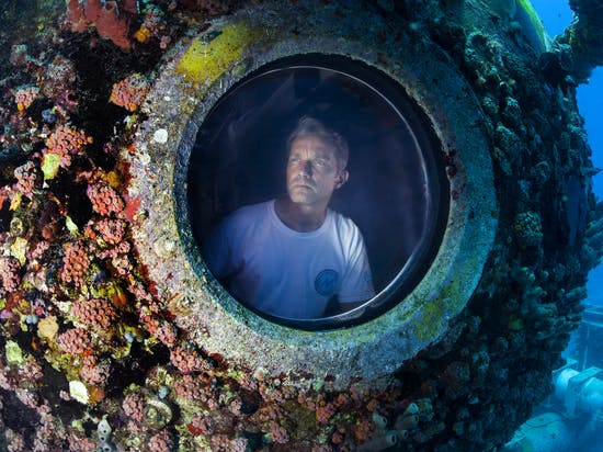 Fabien Cousteau's Underwater Dream