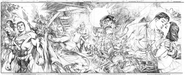 Superman Man of Steel Brian Michael Bendis